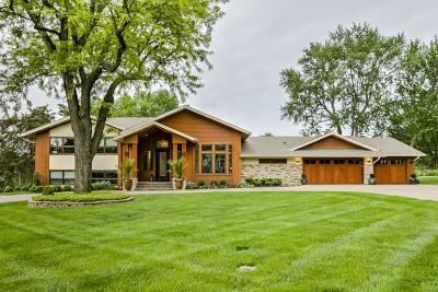 Prairie Village Single Family Home Show For Backups: 5115 W 81st Street