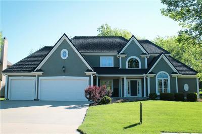 Lenexa Single Family Home For Sale: 20620 W 95th Street