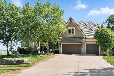 Overland Park Single Family Home For Sale: 16195 Canterbury Road