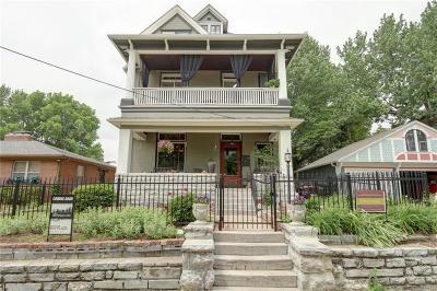 Kansas City Single Family Home For Sale: 516 Wabash Avenue