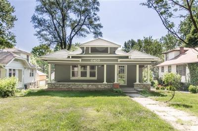 Kansas City Single Family Home For Sale: 6409 McGee Street