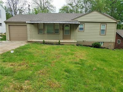 Kansas City Single Family Home For Sale: 3146 Cleveland Avenue