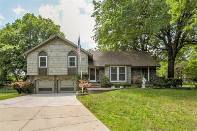 Leawood Single Family Home For Sale: 10521 Sagamore Road