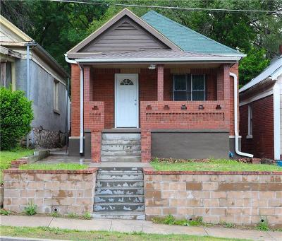 Kansas City Single Family Home For Sale: 622 Cleveland Avenue