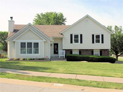 Raymore MO Single Family Home Contingent: $227,500