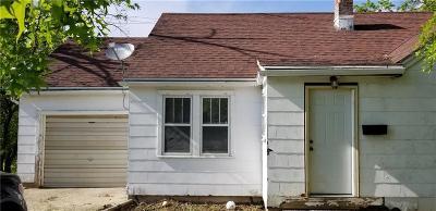 Mercer County Single Family Home For Sale: 903 E Grant Street