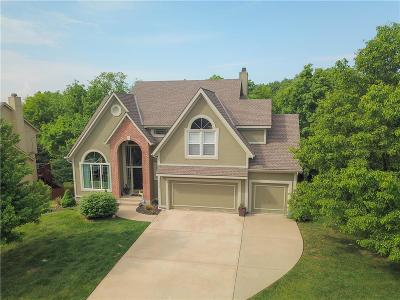 Shawnee Single Family Home For Sale: 14615 W 70th Street