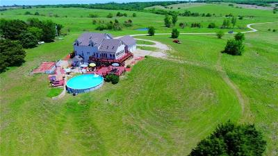 Douglas County Single Family Home For Sale: 414 N 750th Road