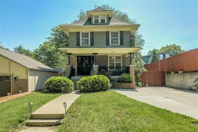 Kansas City Single Family Home For Sale: 3807 Roanoke Road