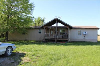 Miami County Single Family Home For Sale: 13990 W 327th Street
