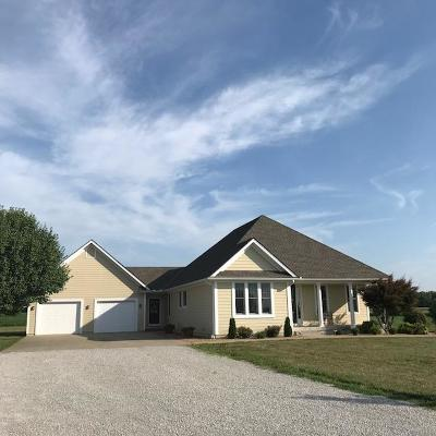 Lafayette County Single Family Home For Sale: 18510 Borland Road