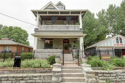 Kansas City Multi Family Home For Sale: 516 Wabash Avenue