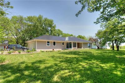 Clinton County Single Family Home For Sale: 494 SE 222nd Street
