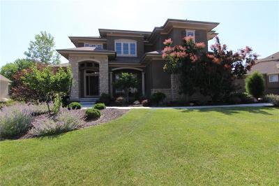 Overland Park Single Family Home For Sale: 15513 Larsen Street
