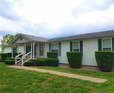 St. Clair County Single Family Home For Sale: 11910 NE 1137 Pvt Road