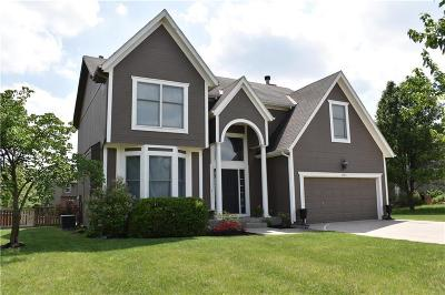 Olathe Single Family Home For Sale: 15565 W 154th Street