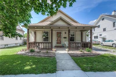 Miami County Single Family Home For Sale: 224 Main Street