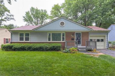 Prairie Village Single Family Home For Sale: 4818 W 70th Terrace