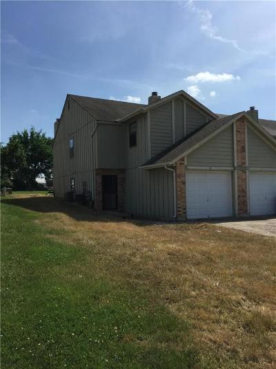 Warrensburg Condo/Townhouse For Sale: 706 Cedar Drive #A