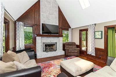 Overland Park Single Family Home For Sale: 12059 Wedd Street