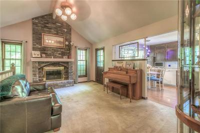 Single Family Home For Sale: 7304 N Granby Avenue