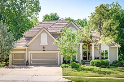Shawnee Single Family Home For Sale: 14611 W 50 Street