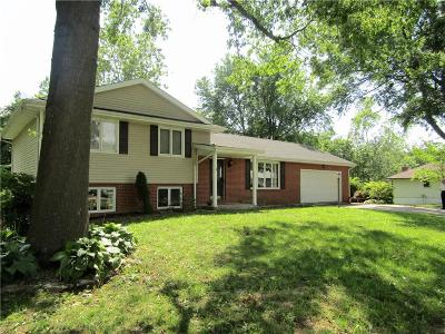Lafayette County Single Family Home For Sale: 3 Lakeview Drive