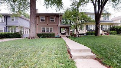 Kansas City Single Family Home For Sale: 450 W 62nd Terrace