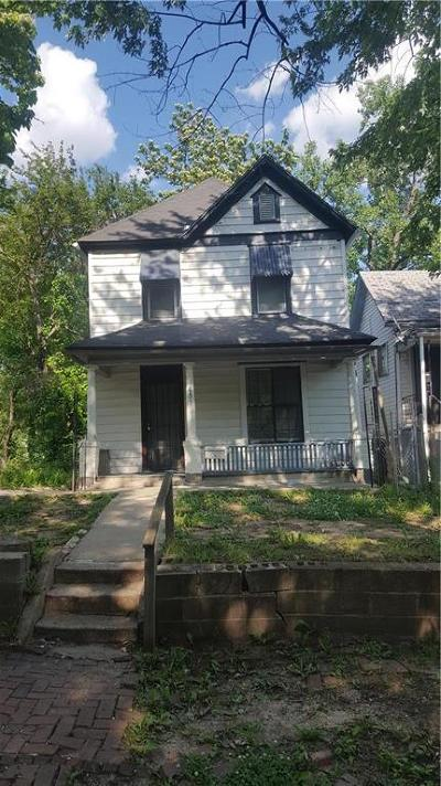 Kansas City Single Family Home For Sale: 231 N Mill Street
