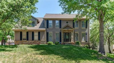 Overland Park Single Family Home For Sale: 7510 W 116th Terrace