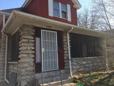 Kansas City Single Family Home For Sale: 3015 Indiana Avenue