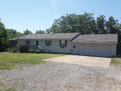 Leavenworth Single Family Home For Sale: 17081 Eisenhower Road