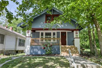 Kansas City Single Family Home For Sale: 4542 Park Avenue
