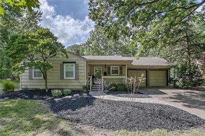 Prairie Village Single Family Home For Sale: 7128 Cedar Street