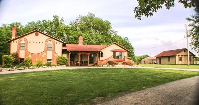 Miami County Single Family Home For Sale: 31301 Rockville Road