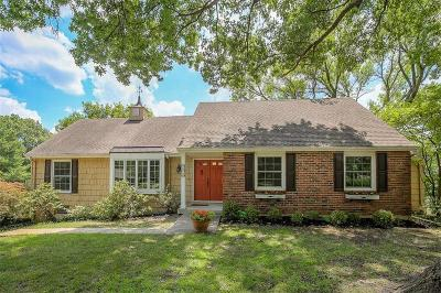 Leawood Single Family Home For Sale: 2713 W 104th Terrace