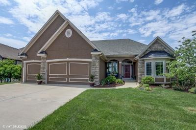 Basehor Single Family Home For Sale: 4204 N 141st Street