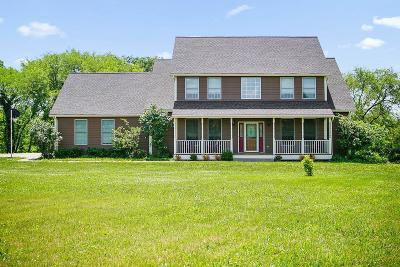 Lawrence Single Family Home For Sale: 783 N 976 Road