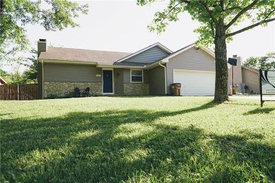 Belton Single Family Home For Sale: 627 Park Avenue
