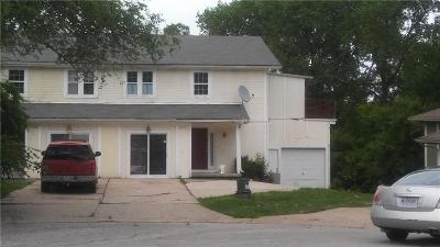 Kansas City Duplex For Sale: 8126 E 100th Terrace Court