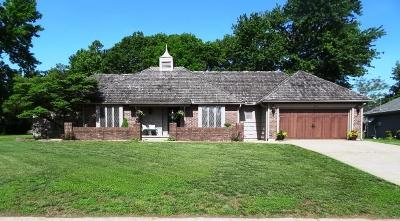 Bates County Single Family Home For Sale: 808 Country Club Drive Drive