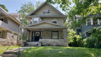 Kansas City Single Family Home For Sale: 3227 S Benton Avenue