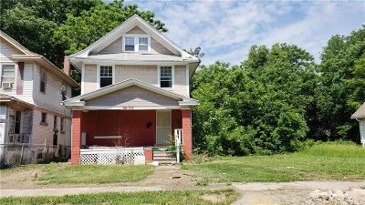 Kansas City Single Family Home For Sale: 3432 Olive Street