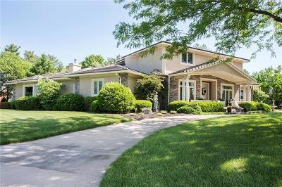 Lee's Summit Single Family Home For Sale: 1800 SW Fountain Drive