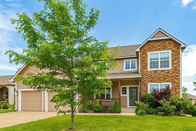 Lawrence Single Family Home For Sale: 928 Diamondhead Drive
