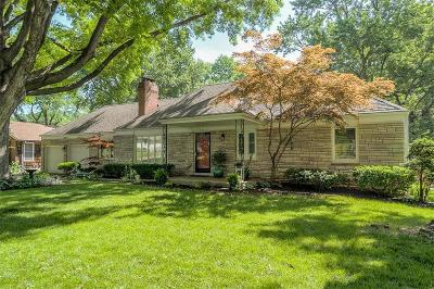 Johnson-KS County Single Family Home For Sale: 5013 Howe Drive