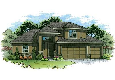 Lenexa Single Family Home For Sale: 9819 Brockway Street