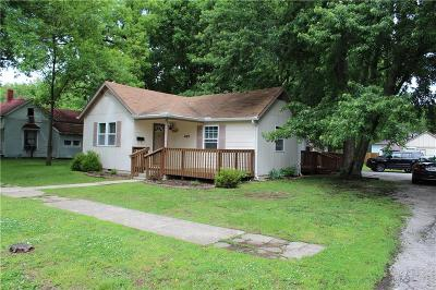 Bates County Single Family Home For Sale: 407 N Fulton Street