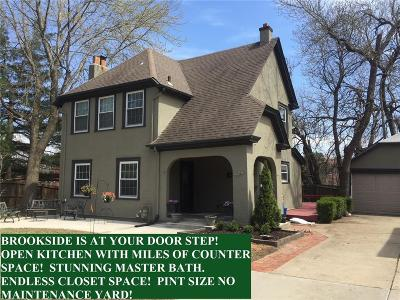 Single Family Home For Sale: 407 Greenway Terrace