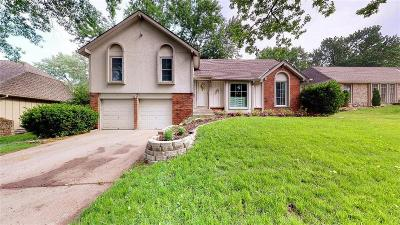 Overland Park Single Family Home For Sale: 7912 W 98th Terrace